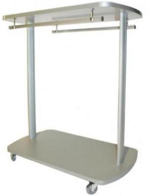 Stender Simple Display On Wheels For Clothing Cm. 112X64X124H
