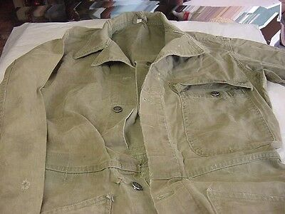 Vintage Military Coveralls Size 36R Army?