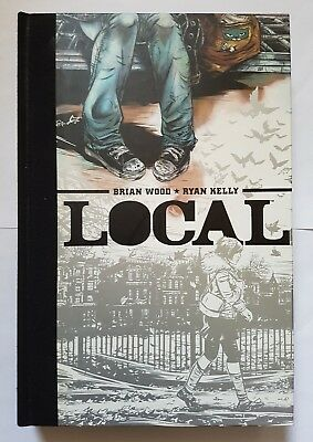 Local - Graphic Novel by Brian Wood and Ryan Kelly from Oni Press