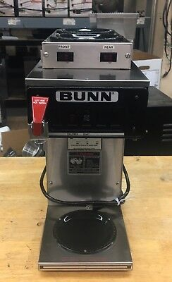 Bunn CWTF20-3  Burner Automatic 12 Cup Coffee Brewer Office Service Restaurant