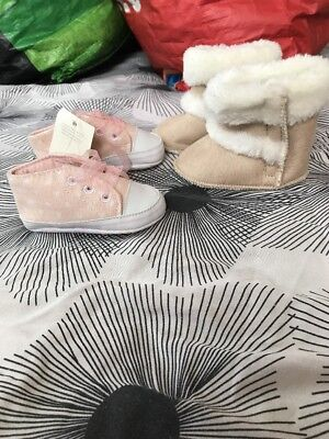 3-6 Months Girls Shoes