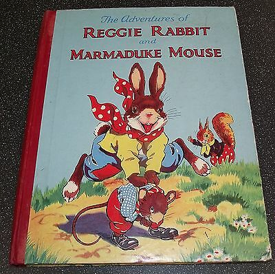 THE ADVENTURES OF REGGIE RABBIT AND MARMADUKE MOUSE 1950s