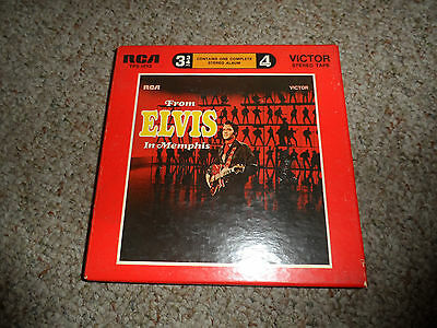 1969 Elvis Presley - From Elvis In Memphis - 4 Track Reel To Reel Tape Tp3-1013