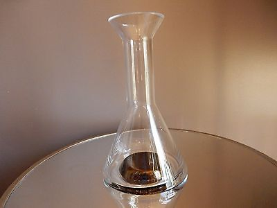 New Tom Dixon Tank Whiskey Glass Clear Glasses Mouth Blown Glassware