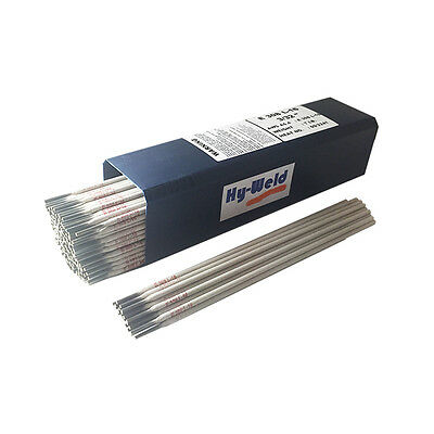 "E308L-16 3/32"" x 10"" 5 lb Stainless Steel Electrode (5 LBS)"