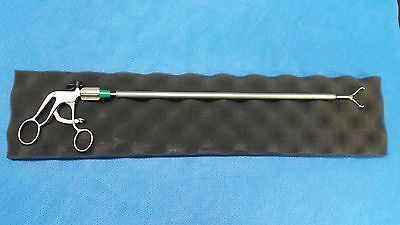 LAPAROSCOPIC 10mm X 38cm Babcock Grasping Forceps, Symmetry Codman   38-1002R