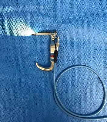 Pilling Teleflex 521500 Infant Holinger Laryngoscope w/ Light Carrier & Cable