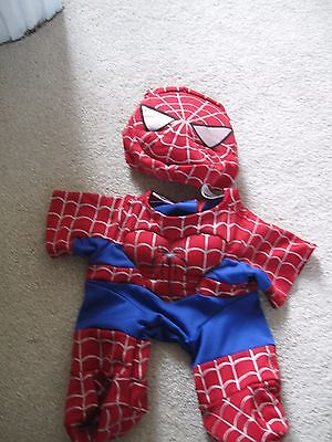 Build A Bear Spiderman Outfit