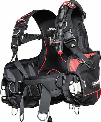 Zeagle Focus BCD Scuba Diving Buoyancy 8204-XL