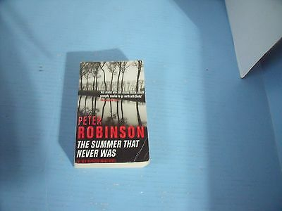 Lot Of 11 Peter Robinson Inspector Alan Banks*gallows View*innocent Graves