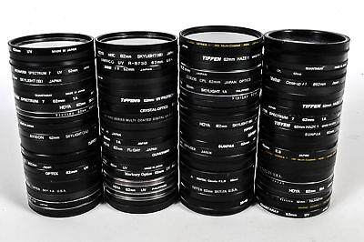 62mm Glass Lens Filters