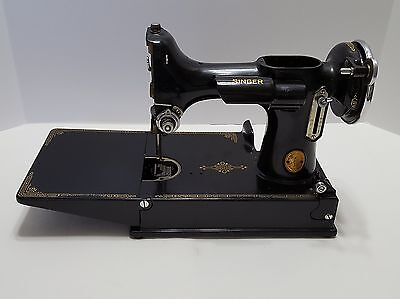 1935 Singer Featherweight 221 Sewing Machine Frame Base ONLY for Restore