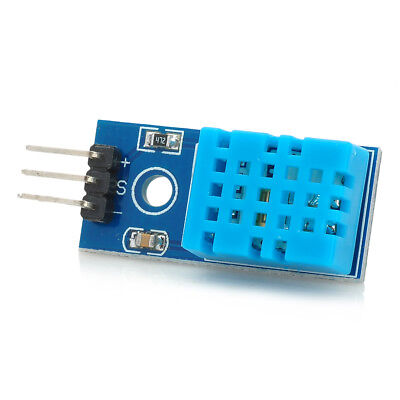 DHT11 Temperature and Relative Humidity Detection Sensor Module for Arduino
