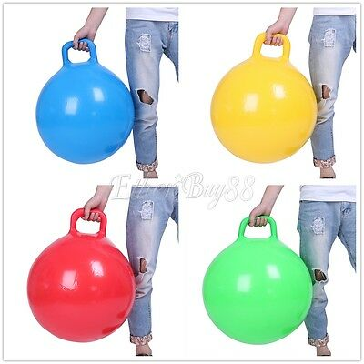 """17"""" LARGE JUMPING Kangaroo BOUNCE SPACE HOPPER RETRO BALL ADULT/KID OUTDOOR TOY"""
