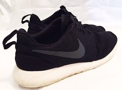 Nike Running Shoes Mens Size 11 511881 Nike Roshe One Running Shoes Black