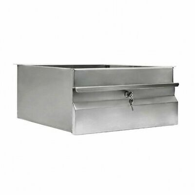 Simply Stainless Single Drawer for Workbenches 410x450x210mm Kitchen