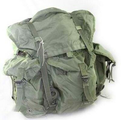 L@@K Clearance US Military Backpack Large Alice Pack Army Surplus no frame strap