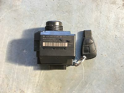 MERCEDES-BENZ (209) (W203) C class EIS Ignition with key ignition 2095452308