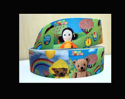 New Playschool Ribbon includes Jemima Big Ted 1m long