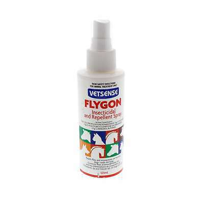 Vetsense Flygon Insecticidal & Repellent Insect Spray Horse Equine 125ml