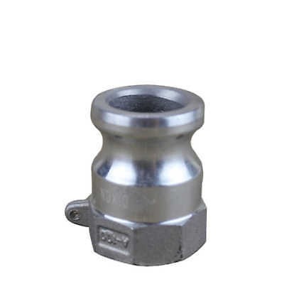 Camlock Male to Female Thread 25mm Type A Cam Lock Coupling Irrigation Water