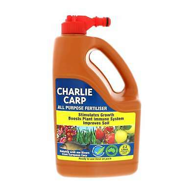 Charlie Carp Hose On Stimulates Growth, Boosts Plant Immune System 2.2L