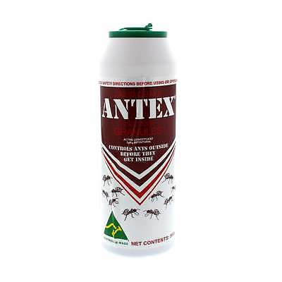 Antex Granules Controls Ants Outside Before They Get Inside David Gray 500g
