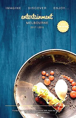 Melbourne Entertainment Book 2017/2018 Voucher Coupon Discount