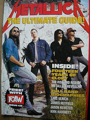 Metallica - The Ultimate Guide 16 Page Supplement