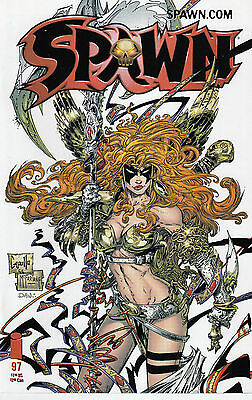 SPAWN 97...NM-...2000...Angela...McFarlane,Greg Capullo...High Grade Bargain!