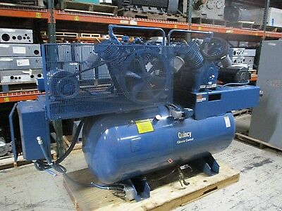 Quincy Climate Control Compressor MQC07520D 2-Stage Reciprocating Air Compressor