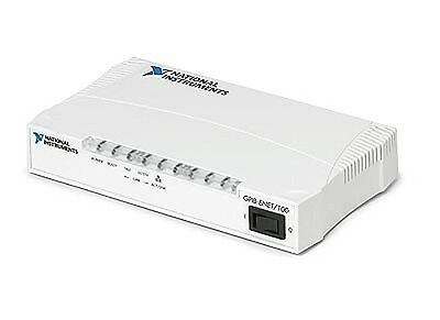 NEW - National Instruments NI GPIB-ENET/100 Ethernet GPIB Controller