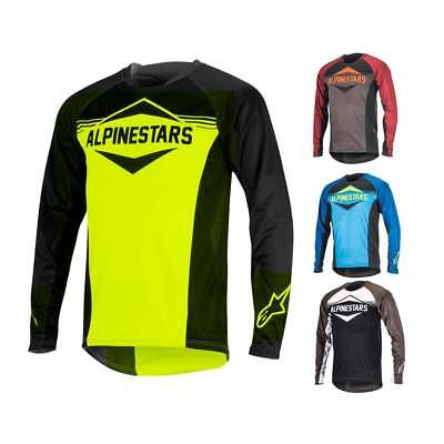 Alpinestars Mesa Long Sleeve MTB Mountain Bike Trail Enduro FR DH Jersey