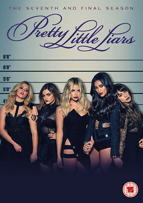 Pretty Little Liars: The Complete Seventh and Final Season DVD (2017) Troian