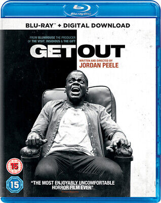 Get Out DVD (2017) Allison Williams ***NEW***