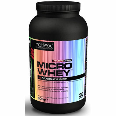 Reflex Micro Whey 909g | Free Delivery