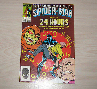 Peter Parker the Spectacular SPIDER-MAN comic #130
