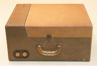 RCA Victor 6-ES-5 3-Speed Record Player Phonograph Portable Turntable MCM