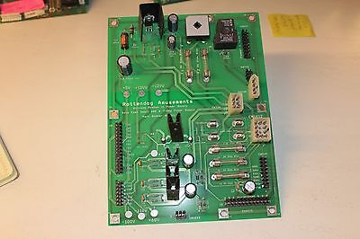 Rottendog Pinball Power supply Board For Williams System 11