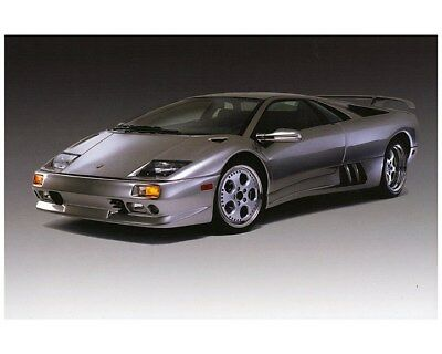 1999 ? Lamborghini Diablo VT SV Roadster Factory Photo ca8043