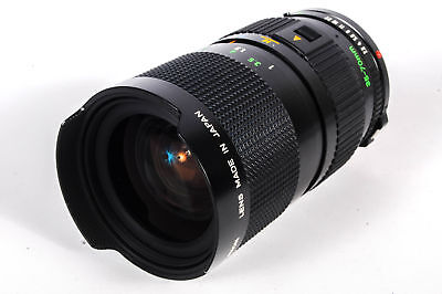 Canon 35-70mm F2.8-3.5 Macro 2-Touch FD Mount Lens
