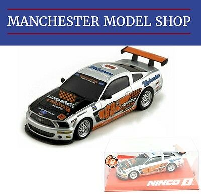 Ninco 55094 1:32 Ford Mustang Capaldi #68 with Lights NEW BOXED