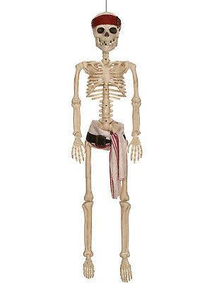 Pirates of the Caribbean - Jack Sparrow Hanging Poseable Skeleton