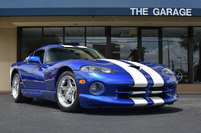 1997 Dodge Viper 2dr GTS Coupe 1997 Dodge Viper GTS, Only 2K Miles,450HP,6 Spd Man Trans,Chrome 17