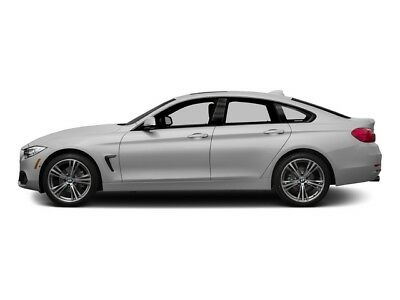 2015 BMW 4-Series 435i Gran Coupe 4dr 435i Gran Coupe 4dr 4 Series Gasoline 3.0L Straight 6 Cyl SILVER
