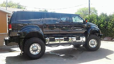 ford f-650 excusion 6 portes 4x4 2000