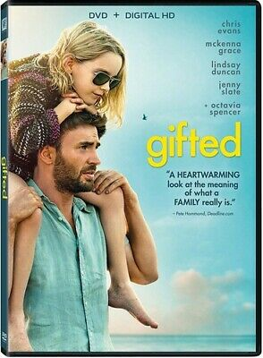 Gifted (REGION 1 DVD New)
