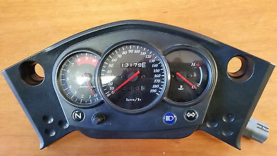 Kawasaki KLR650 2010 Model Instrument Cluster, Speedo Thaco Gauges Dash