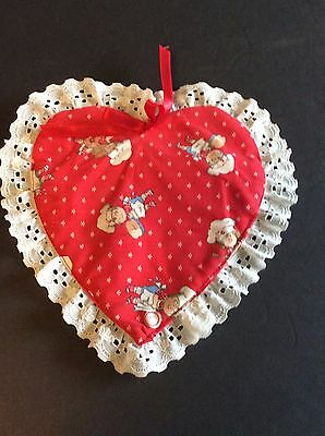 Campbell's Soup Company CAMPBELL KIDS Heart-Shaped Fly Swatter Cover