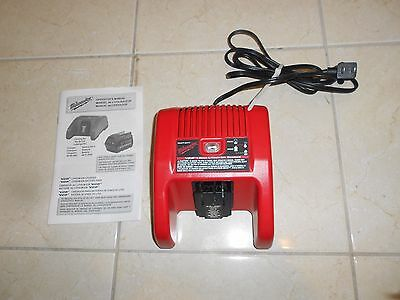 Milwaukee Battery Charger 48-59-2807 For Milwaukee V28 Batteries